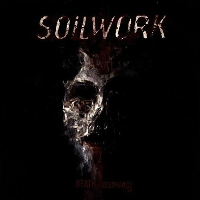 Soilwork DEATH RESONANCE Vinyl Record - UK Import