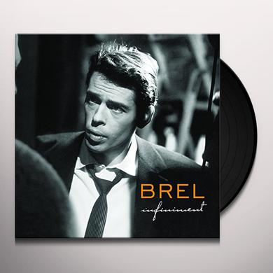 Jacques Brel BEST OF VINYLE  (FRA) Vinyl Record - Limited Edition