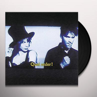 Niagara QUEL ENFER Vinyl Record
