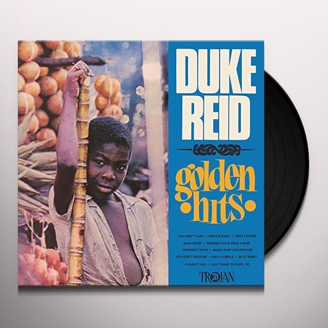 DUKE REID'S GOLDEN HITS / VARIOUS (UK) DUKE REID'S GOLDEN HITS / VARIOUS Vinyl Record - UK Import