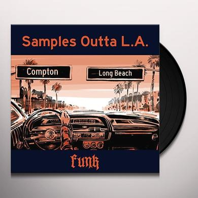 SAMPLES OUTTA LA: FUNK / VARIOUS (UK) SAMPLES OUTTA LA: FUNK / VARIOUS Vinyl Record