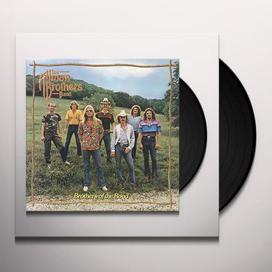 Allman brothers band BROTHERS OF THE ROAD Vinyl Record
