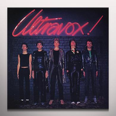 ULTRAVOX! (RED VINYL) Vinyl Record - Colored Vinyl, Red Vinyl, UK Import