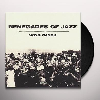 Renegades Of Jazz MOYO WANGU Vinyl Record - MP3 Download Included, UK Import