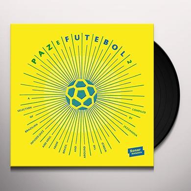 PAZ E FUTEBOL 2 / VARIOUS (UK) PAZ E FUTEBOL 2 / VARIOUS Vinyl Record