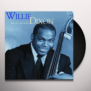 Willie Dixon POET OF THE BLUES Vinyl Record