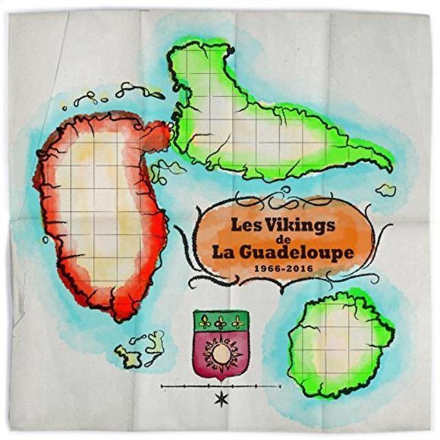 LES VIKINGS DE LA GUADELOUPE BEST OF: ENKO ON TI TOU Vinyl Record