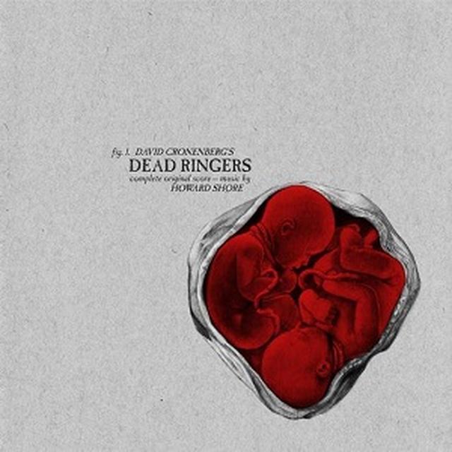 Howard Shore DEAD RINGERS / O.S.T. Vinyl Record - Black Vinyl, Limited Edition