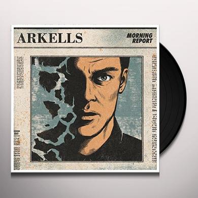 Arkells MORNING REPORT Vinyl Record