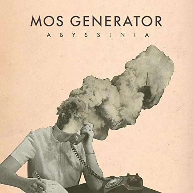 Mos Generator ABYSSINIA Vinyl Record