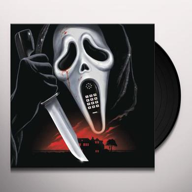 SCREAM 1/SCREAM 2 / O.S.T. (OGV) SCREAM 1/SCREAM 2 / O.S.T. Vinyl Record - 180 Gram Pressing