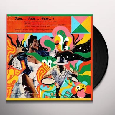SONZEIRO TAM TAM TAM REIMAGINED Vinyl Record