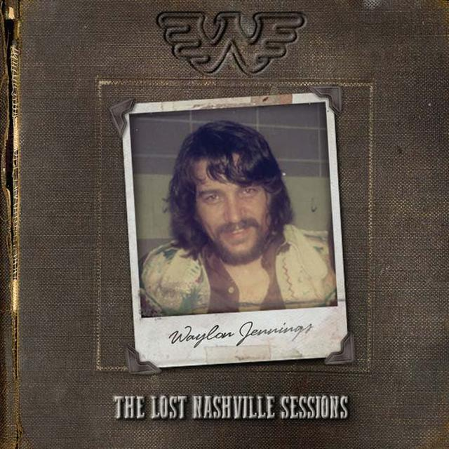 Waylon Jennings LOST NASHVILLE SESSIONS Vinyl Record