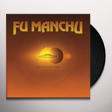 Fu Manchu SIGNS OF INFINITE POWER Vinyl Record