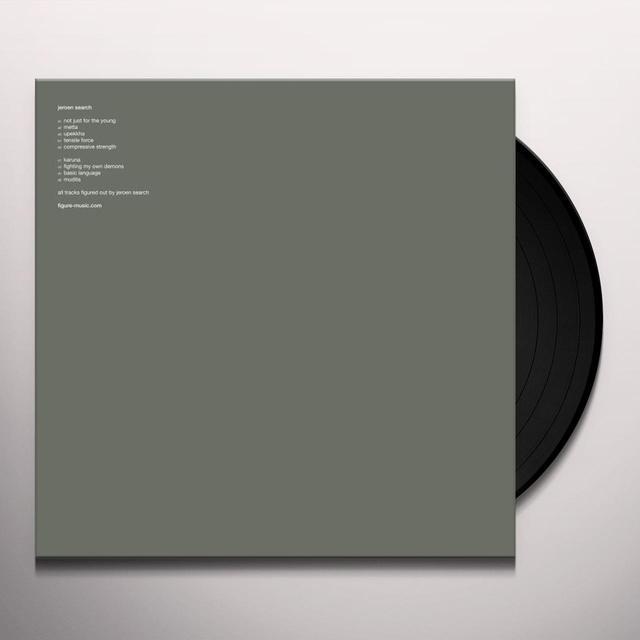 Jeroen Search FIGURE SPC Z Vinyl Record