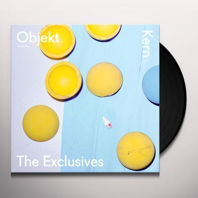 Objekt KERN 3 - EXCLUSIVES Vinyl Record