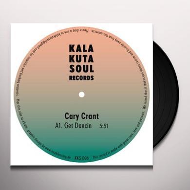 Cary Crant GET DANCIN' Vinyl Record