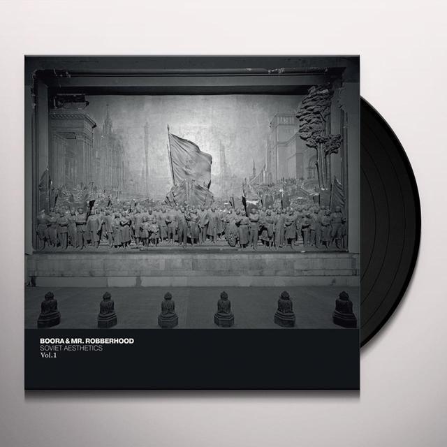 BOORA / MR. ROBBERHOOD SOVIET AESTHETICS 1 Vinyl Record