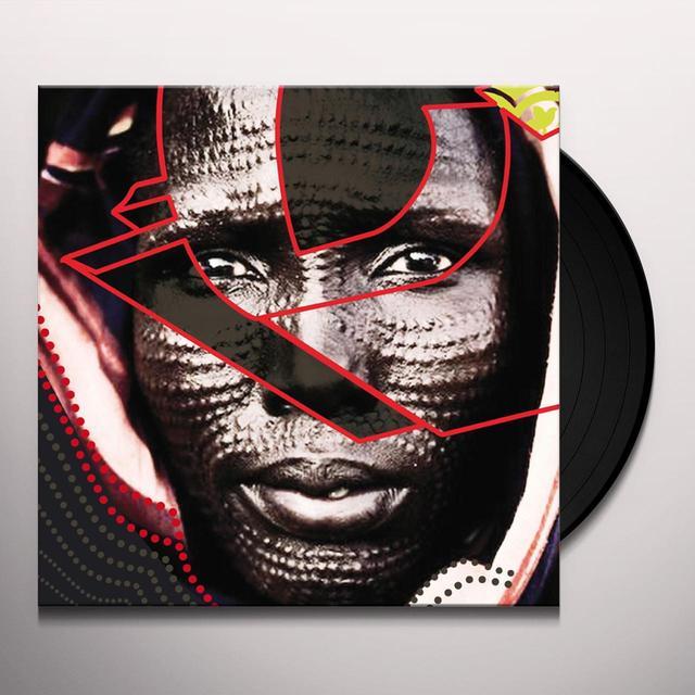 BALDELLI,DANIELE COSMIC TEMPLE CHAPTER 4 Vinyl Record