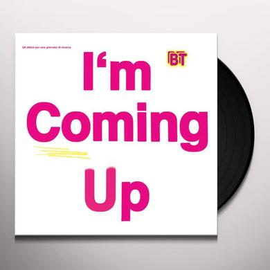 Bell Towers I'M COMING UP Vinyl Record