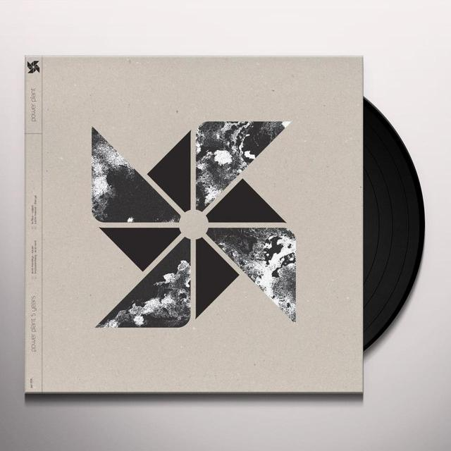 POWER PLANT 5 YEARS / VARIOUS Vinyl Record