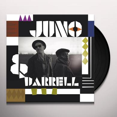 JUNO & DARRELL KALIMBA BEAT Vinyl Record