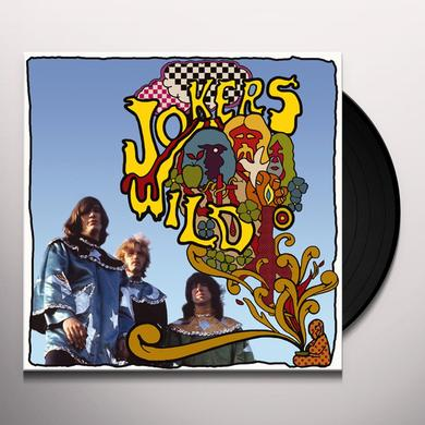 JOKERS WILD LIQUID GIRAFFE Vinyl Record