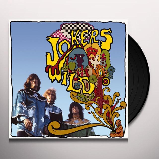 JOKERS WILD LIQUID GIRAFFE Vinyl Record