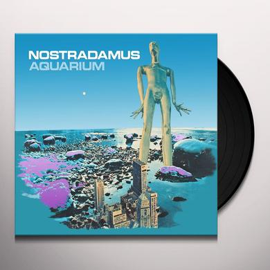 NOSTRADAMUS AQUARIUM Vinyl Record