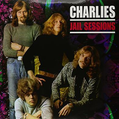 Charlies JAIL SESSIONS Vinyl Record