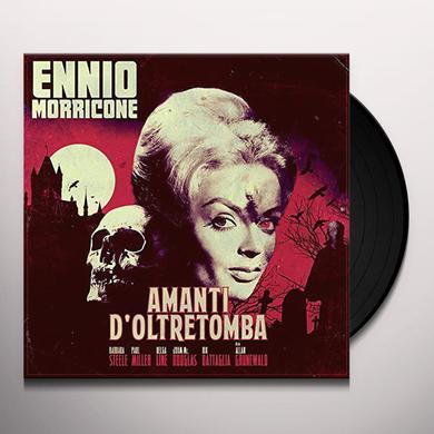 Ennio Morricone AMANTI D'OLTRETOMBA - O.S.T. Vinyl Record