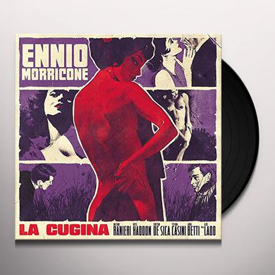 Ennio Morricone LA CUGINA - O.S.T. Vinyl Record