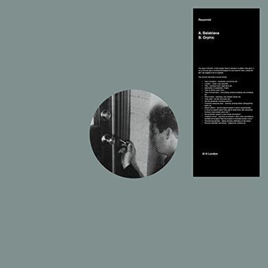 Pessimist BALAKLAVA Vinyl Record