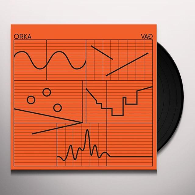 Orka VAD Vinyl Record