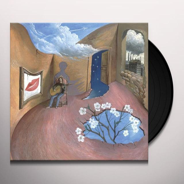 Yury Morozov CHERRY GARDEN OF JIMI HENDRIX Vinyl Record