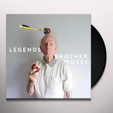 BROTHER MOSES LEGENDS Vinyl Record