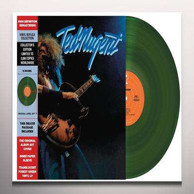 TED NUGENT Vinyl Record - Clear Vinyl, Green Vinyl, Limited Edition, Remastered