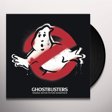 GHOSTBUSTERS / O.S.T. (DLI) Ghostbusters Motion Picture Soundtrack Vinyl Record