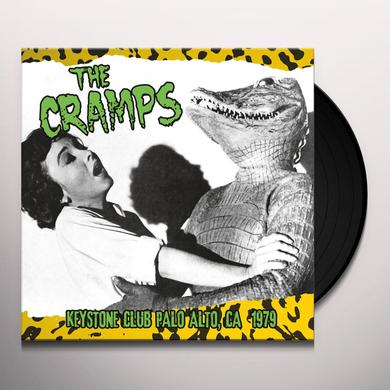 Cramps KEYSTONE CLUB PALO ALTO CA 1979 Vinyl Record