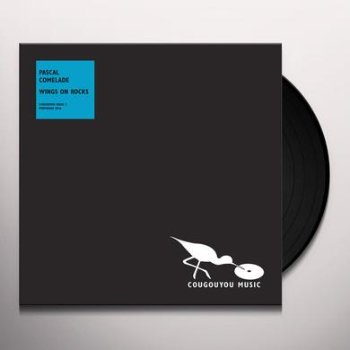 Pascal Comelade WINGS ON ROCKS Vinyl Record