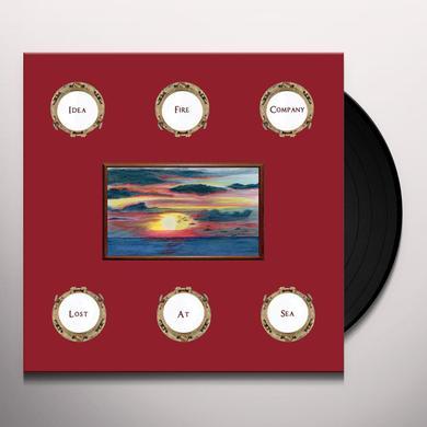 IDEA FIRE COMPANY LOST AT SEA Vinyl Record