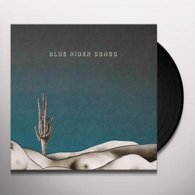 Scott Hirsch BLUE RIDER SONGS Vinyl Record