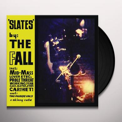 Fall SLATES Vinyl Record - 10 Inch Single