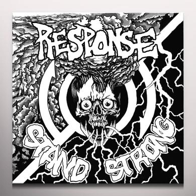 RESPONSE STAND STRONG Vinyl Record - Red Vinyl