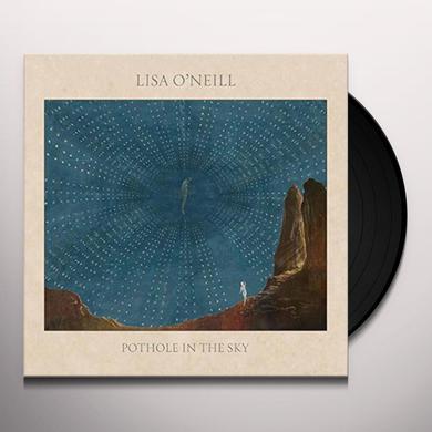 Lisa O'Neill POTHOLE IN THE SKY Vinyl Record