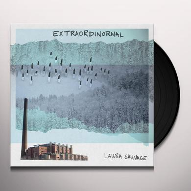 Laura Sauvage EXTRAORDINORMAL Vinyl Record
