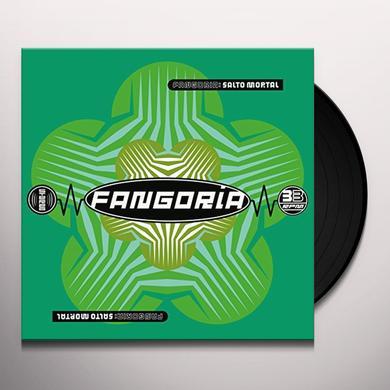 Fangoria SALTO MORTAL Vinyl Record