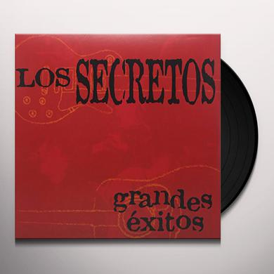 Los Secretos GRANDES EXITOS Vinyl Record - w/CD, Spain Import