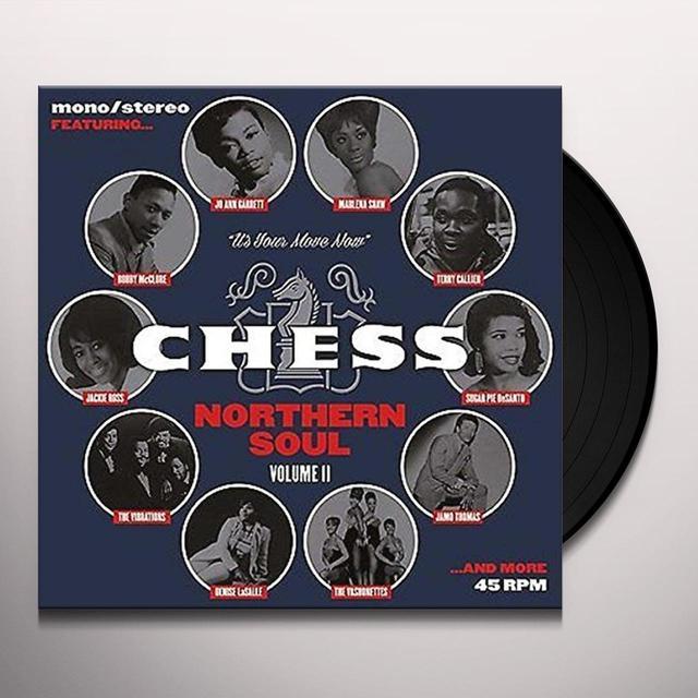 CHESS NORTHERN SOUL VOL 2 / VARIOUS (BOX) (UK) CHESS NORTHERN SOUL VOL 2 / VARIOUS (BOX) Vinyl Record - UK Import