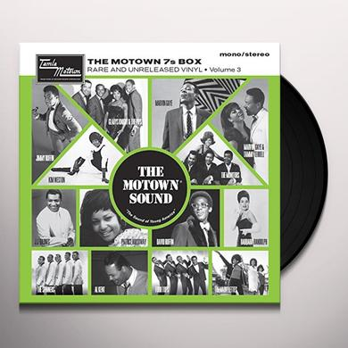 MOTOWN 7'S VINYL: VOL 3 / VARIOUS (BOX) (UK) MOTOWN 7'S VINYL: VOL 3 / VARIOUS (BOX) Vinyl Record - UK Import
